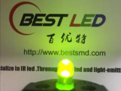 F5黄绿指示灯570nm